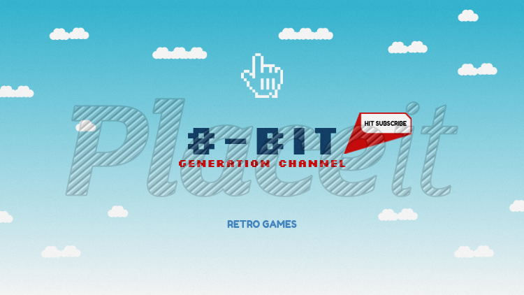 Placeit Youtube Channel Art Template For Gaming Channels