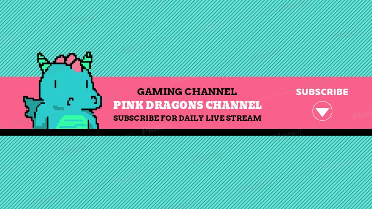 Pixel Art YouTube Banner Generator for Gaming Channels 1704e